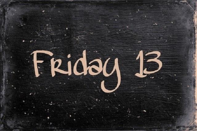 Você sabe por que a sexta-feira 13 é misteriosa?