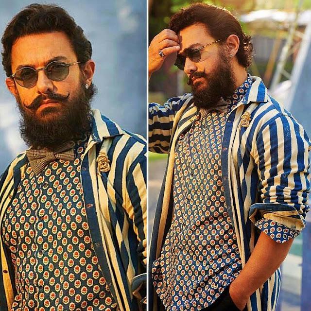 Aamir Khan Filmfare Magazine Photoshoot 2017 Pics