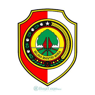 Kabupaten Mojokerto Logo Vector