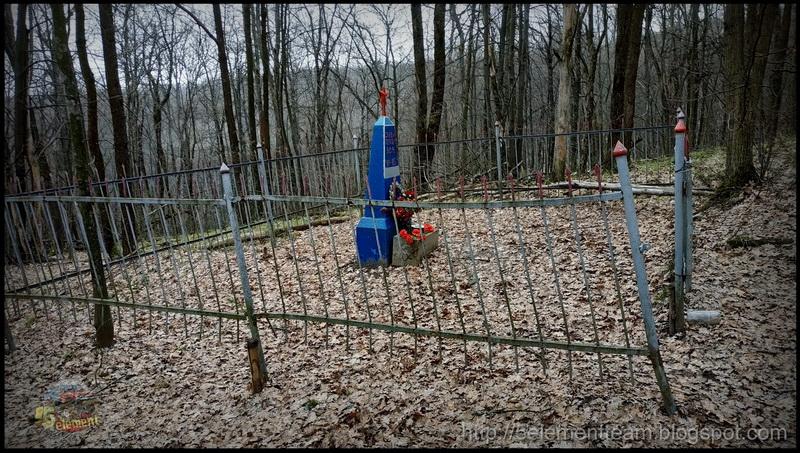 Могила неизвестного солдата в районе Хорошево