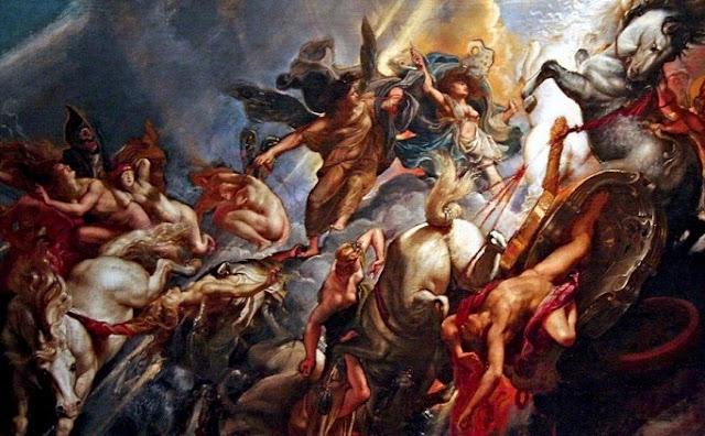 Daftar Nama Dewa-Dewi dalam Mitologi Yunani