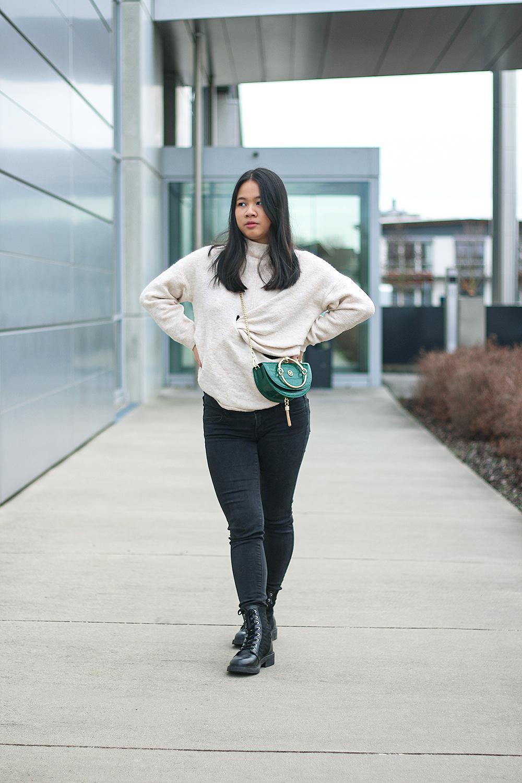 Outfit Pullover von Mango