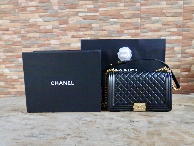 A TBJ Beshie asked me what I got for my  What I got for my birthday + I GOT MY DREAM CHANEL BAG!