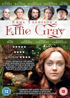 Effie Gray (2014) เอฟฟี่ เกรย์ ขีดชะตารักให้โลกรู้