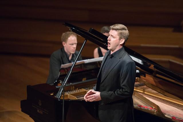 Joseph Middleton and Samuel Hasselhorn