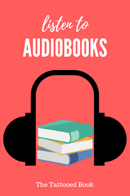 The Tattooed Book Audiobooks
