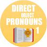 learn Direct object pronouns