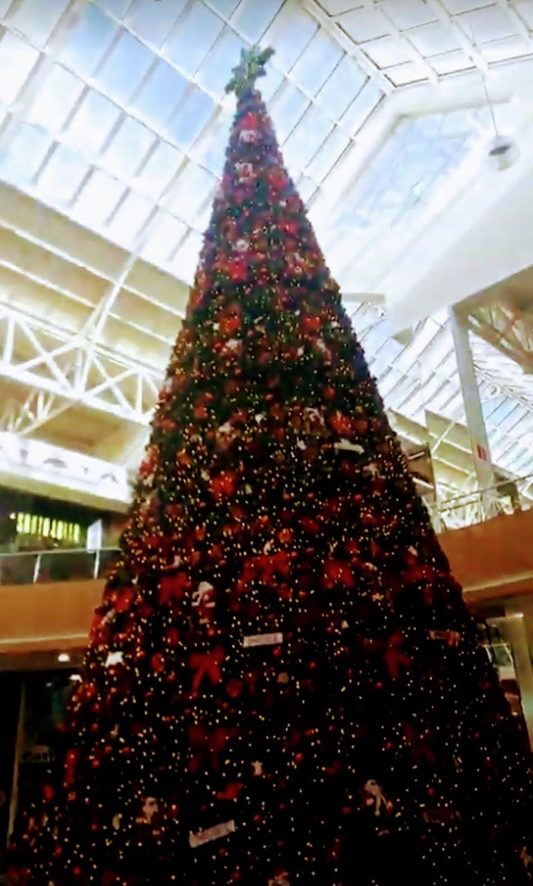 Natal em Belo Horizonte - Praça da Liberdade e ShoppingsNatal em Belo Horizonte - Praça da Liberdade e Shoppings