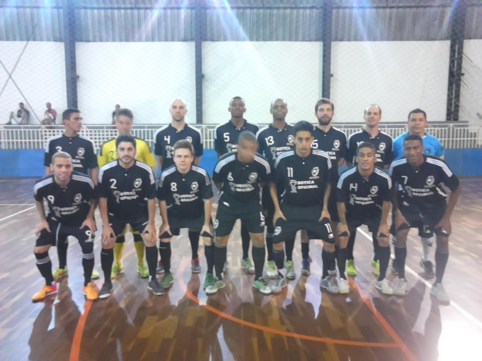108a029833 A equipe principal de futsal da Associação Atlética Botucatuense (AAB)  decide esta