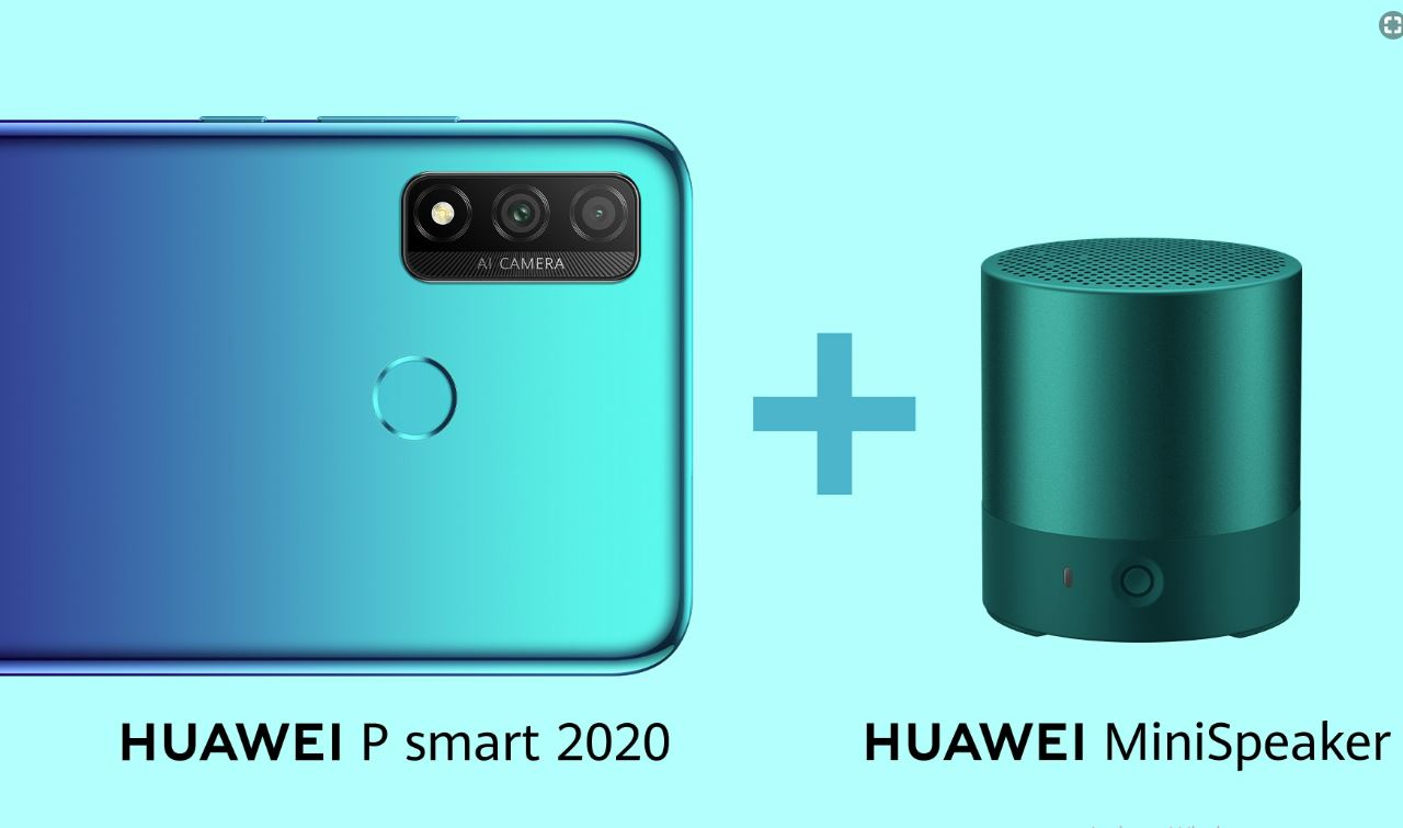 In Europe, Huawei P Smart 2020 introduced with Google services