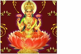 Goddess Laxmi Image
