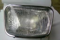 Harga Lampu Depan RX King Ori dan Spare Part Lain