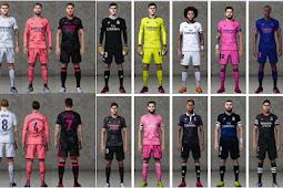 Kits Real Madrid Oficial 2021 & Kits Concept - PES 2020