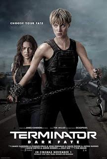 Terminator Dark Fate (2019) Dual Audio {Hindi+English} Movie Download 720p WEB-DL