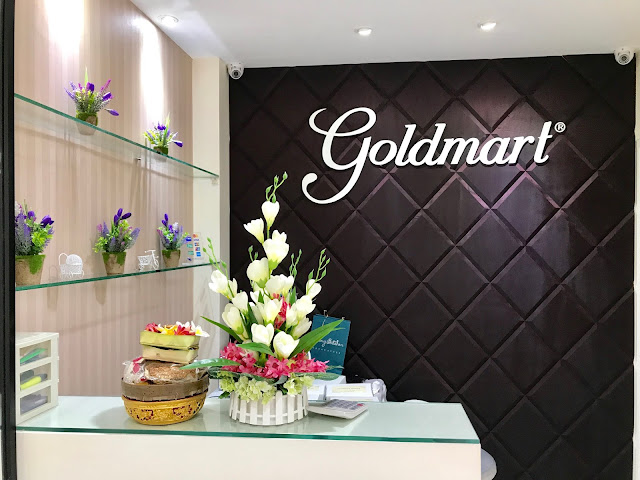 DARE TO BE YOU BY GOLDMART & GOLD MASTER