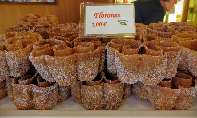 Florones at Limon y menta in Segovia, Spain