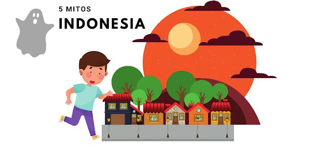 5 Mitos di Indonesia Yang Paling Aneh, Masa Kecil Kamu Pernah Mengalami!