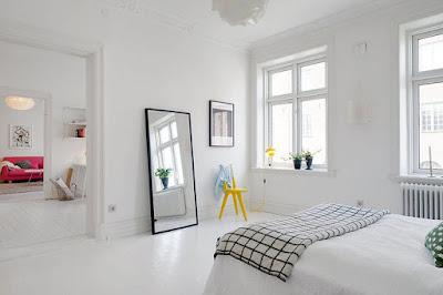 Crea tu espacio con aquellos materiales y colores que a ti te proporcionan bienestar.