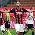 [VIDEO] CUPLIKAN GOL AC Milan 2-0 Bologna: Dwigol Ibrahimovic Bawa Rossoneri Menang