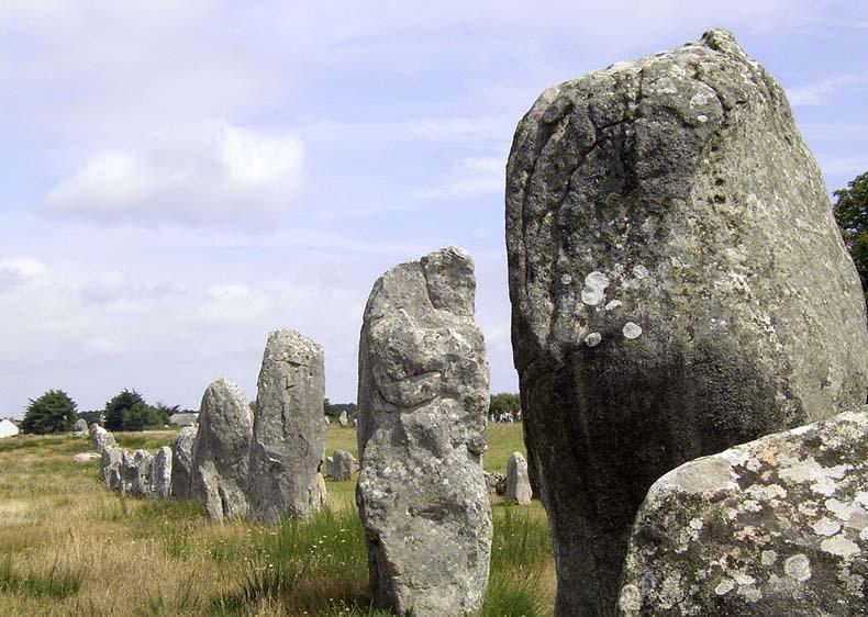 Los alineamientos de piedras de Carnac | Francia