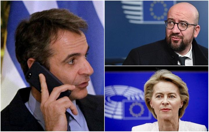 Κρίσιμες επαφές Μητσοτάκη για τη Διάσκεψη του Βερολίνου με θέμα τη Λιβύη