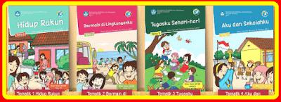 Buku Kurikulum 2013 SD Kelas 2 Tema Hidup Bersih dan Sehat Revisi 2017