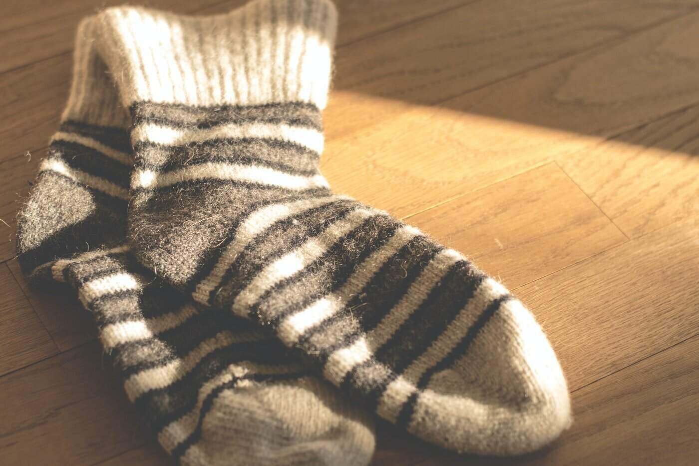 grey and white children's wool socks - clothing your kids