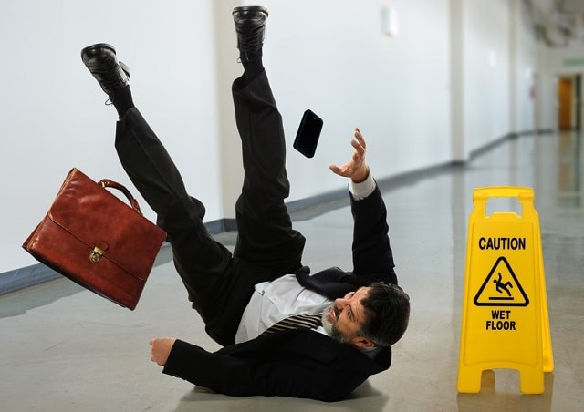 business premises slip and fall lawyers slips falls lawsuit