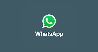 خط لوجو Whatsapp