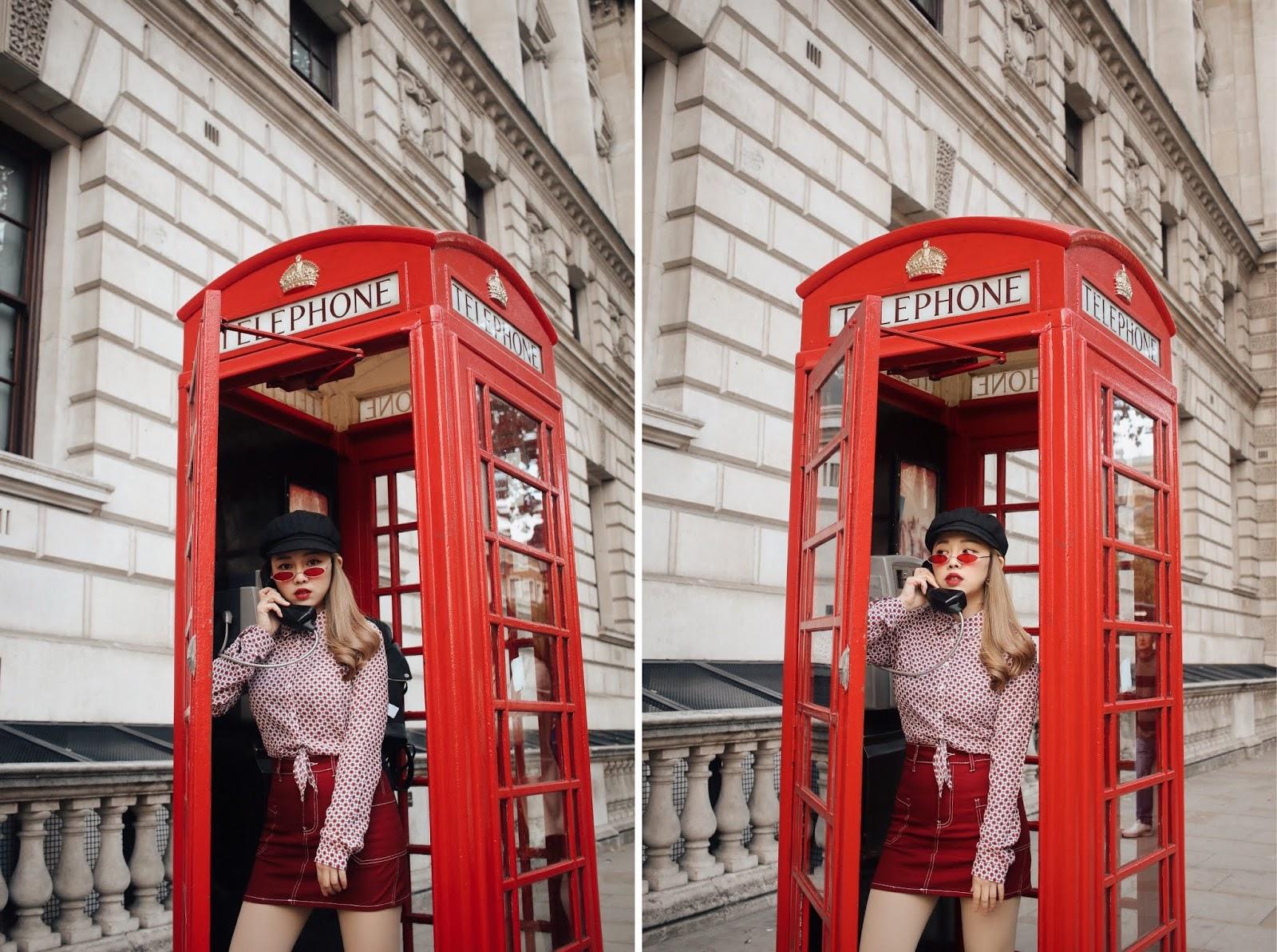 OUR EUROPE HONEYMOON: LONDON - CARMEN LAYRYNN | MALAYSIA BEAUTY