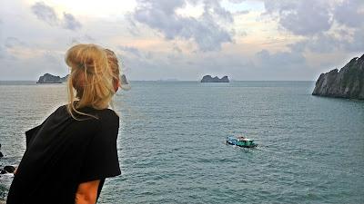 Wietnam, plaże na wyspie Cat Ba
