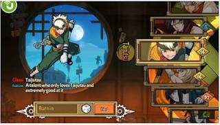 Naruto Ultimate Ninja Mobile Online Mod Apk