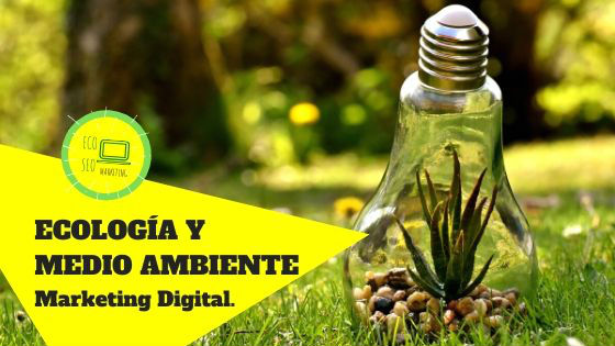 La Ecología y el Medio Ambiente - Marketing Verde Digital