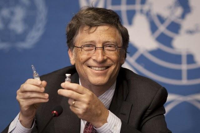 Έτσι θα εμβολιάσουν όλον τον πλανήτη! Νέο παγκόσμιο πρότζεκτ από τον «φιλάνθρωπο» Bill Gates