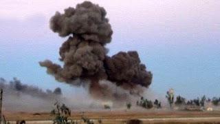 Ledakan Bom Hantam Pos Pemeriksaan Rezim Syiah Nushairiyah di Damaskus