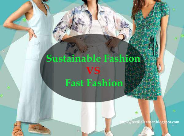 Sustainable Fashion vs. Fast Fashion