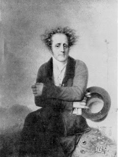 Hilaire Ledru - Chateaubriand - Vers 1820 - Coll. privée.