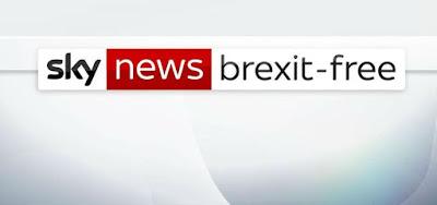 Νέο κανάλι του Sky News χωρίς ειδήσεις για Brexit