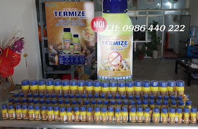 Đại lý bán thuốc diệt mối termize 200SC