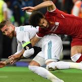 Usai Pertandingan, Ramos Kirim Pesan Ini ke Mohamed Salah