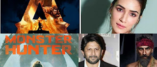 News Bachchan Pandey, Chhorii, Coolie No. 1, Dhamaka, Adipurush Movies