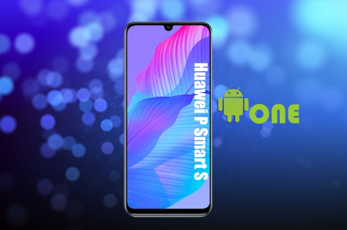 Huawei P Smart S specifications