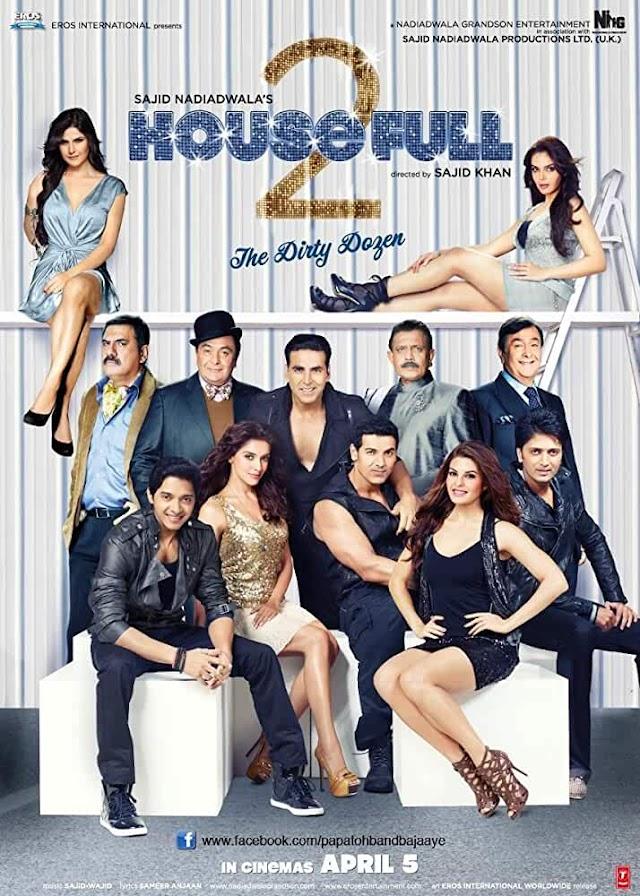 Housefull 2 2012 x264 720p Esub BluRay Hindi Sadeemrdp GOPI SAHI