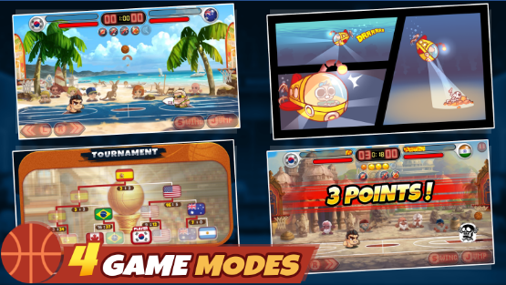 Head Basketball Mod Apk Data