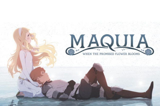 Arti Sebuah Perpisahan – Maquia : When the Promised Flower Blooms