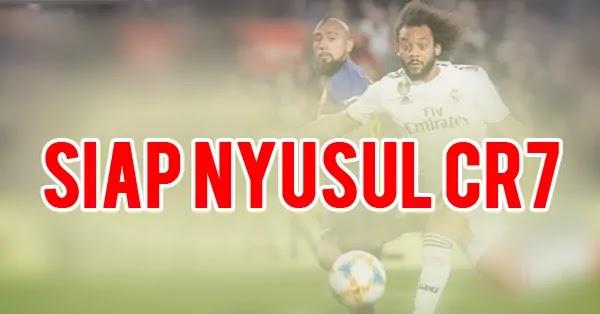 Marcelo Siap Hengkang Ke Juventus