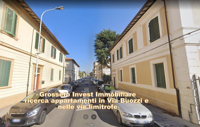 Grosseto,Via Bruno Buozzi, appartamenti-4-5-6-7-vani, ville, porzioni di ville.