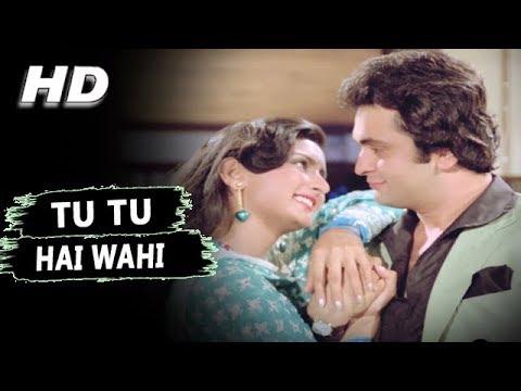 Tu tu hai wahi lyrics Yeh vaada raha Asha Bhosle x Kishore Kumar Bollywood Song
