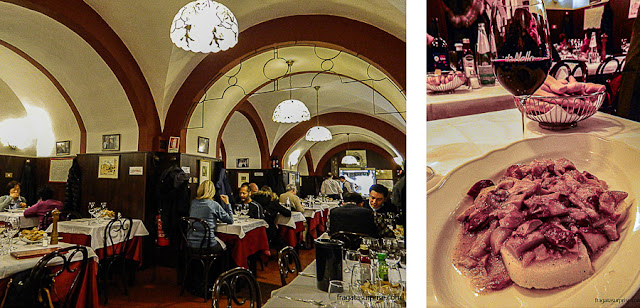 Restaurante Da Nello, Bolonha