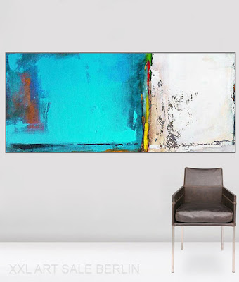 Objekteinrichtung mit Kunst